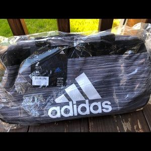 New Adidas Diablo Gym Duffel Bag